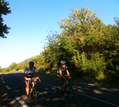 Cycling holidays in Languedoc