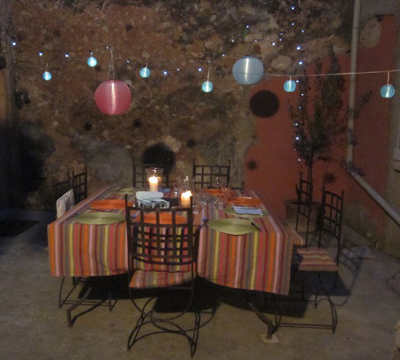 courtyard-evening
