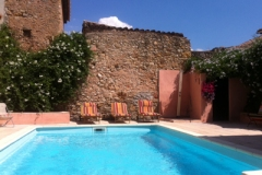 BBQ, Terrace & Swimming Pool