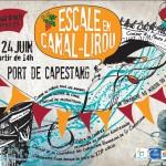 Escale en Canal Lirou - Canal du Midi Capestang